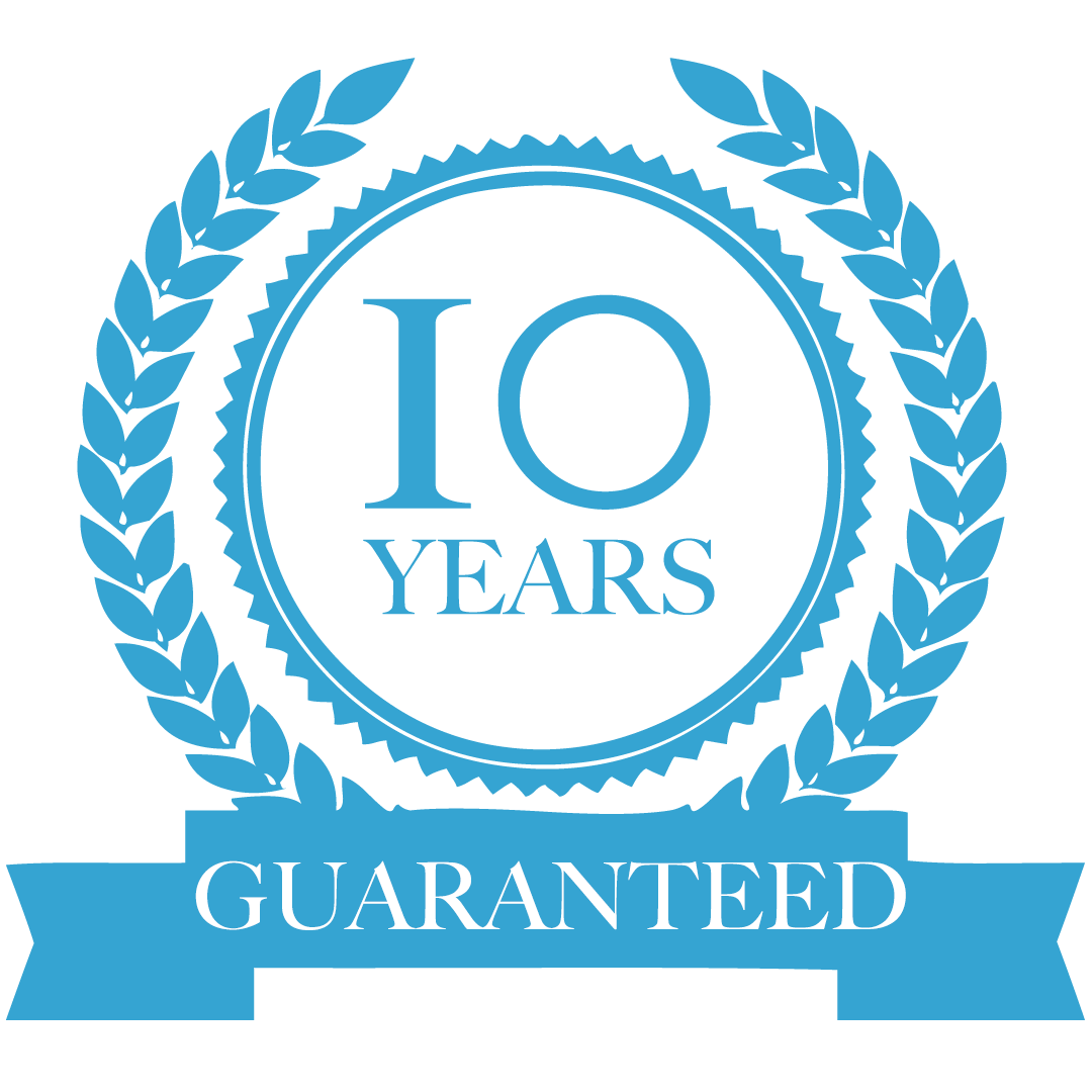 10 YEARS GUARANTEE FOREVER WARM_