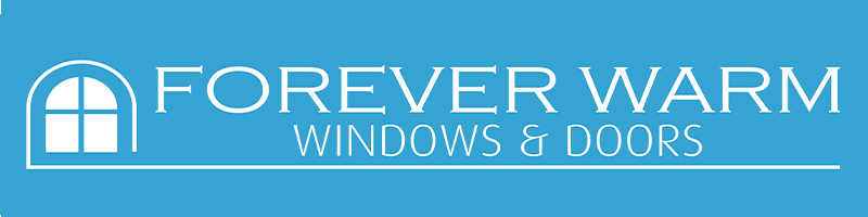 forever warm windows and doors logo